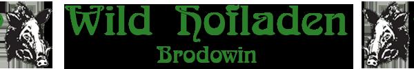 Logo des Wild Hofladen Brodowin